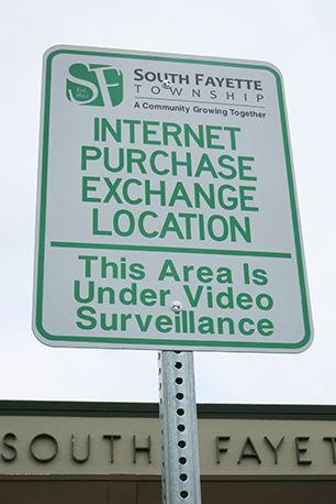 Internet Exchange Sign