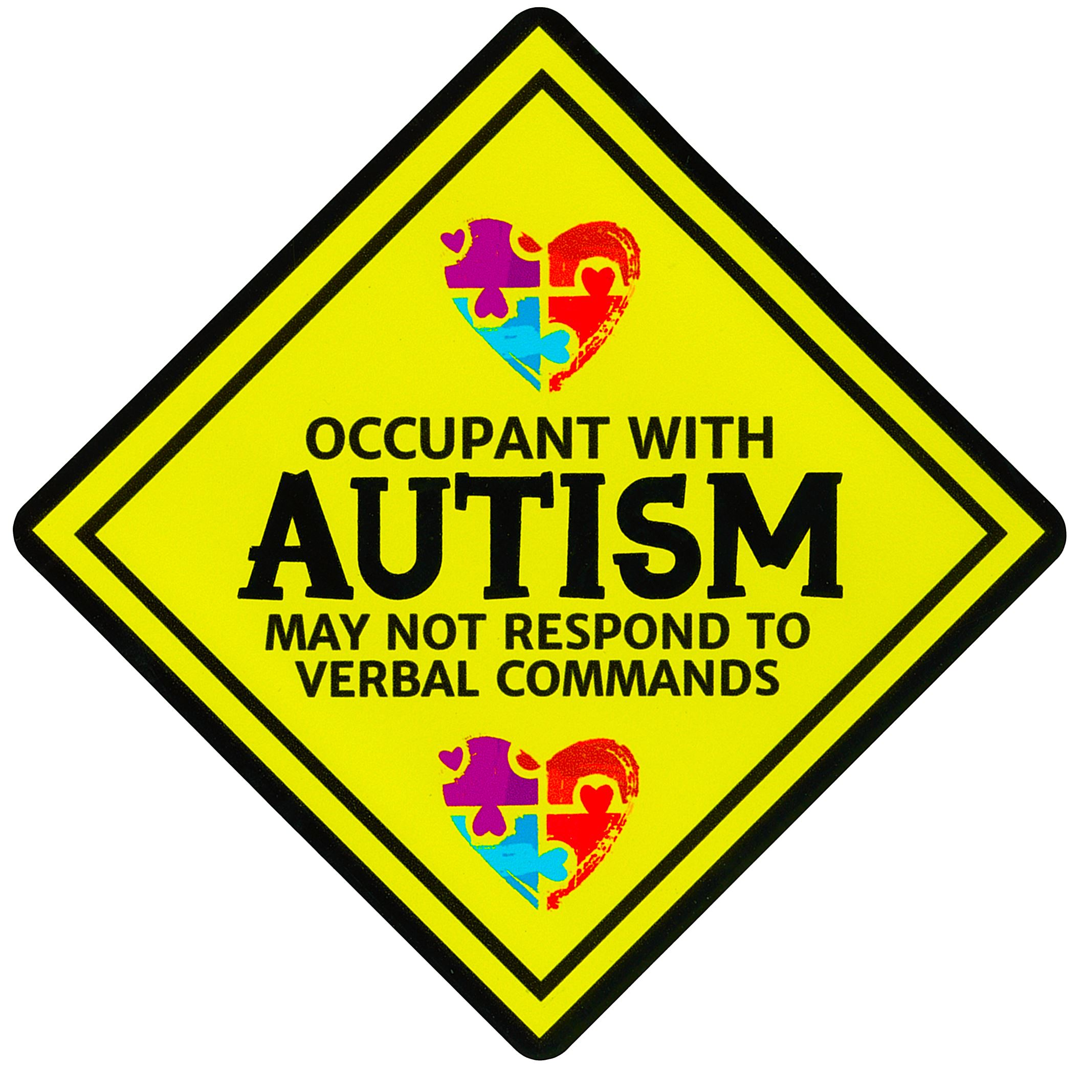 Autism Decal