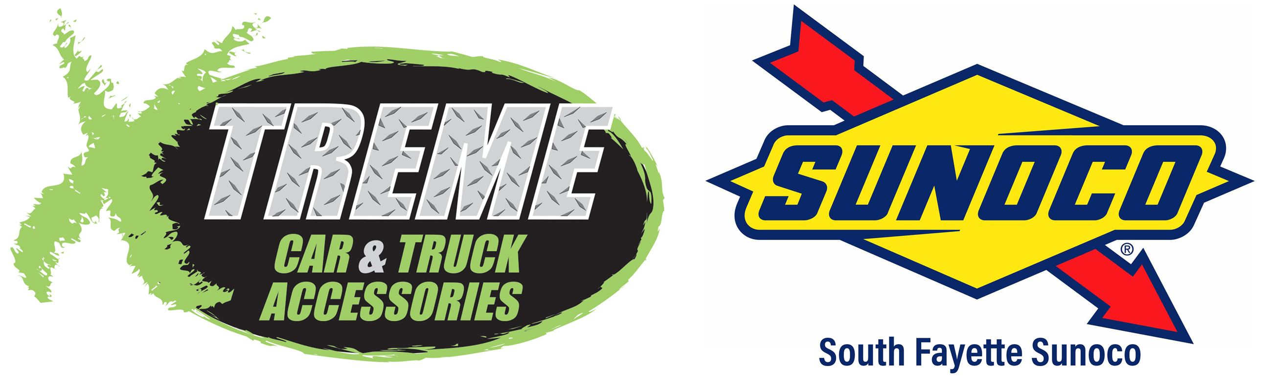 Xtreme and Sunoco Logos