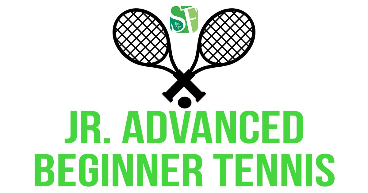 Tennis Junior Advanced Beginner