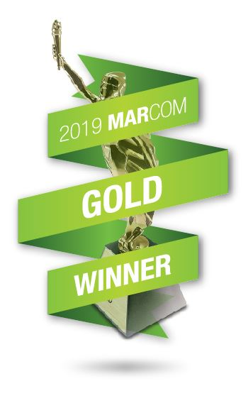 Blog is winner of 2019 international MarCom Award