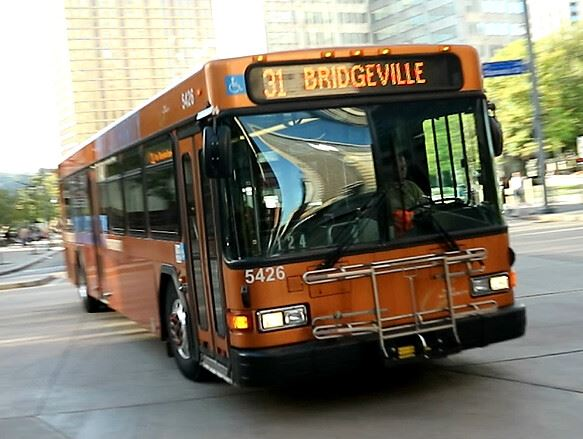 bridgeville bus