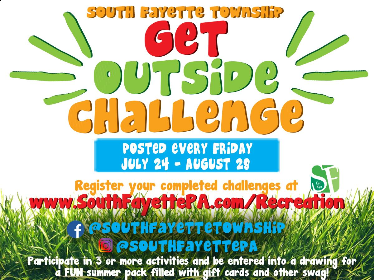 Get Outside Challenge