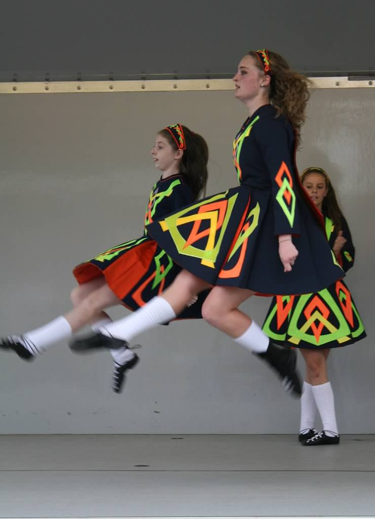 Shovlin Irish Dancers