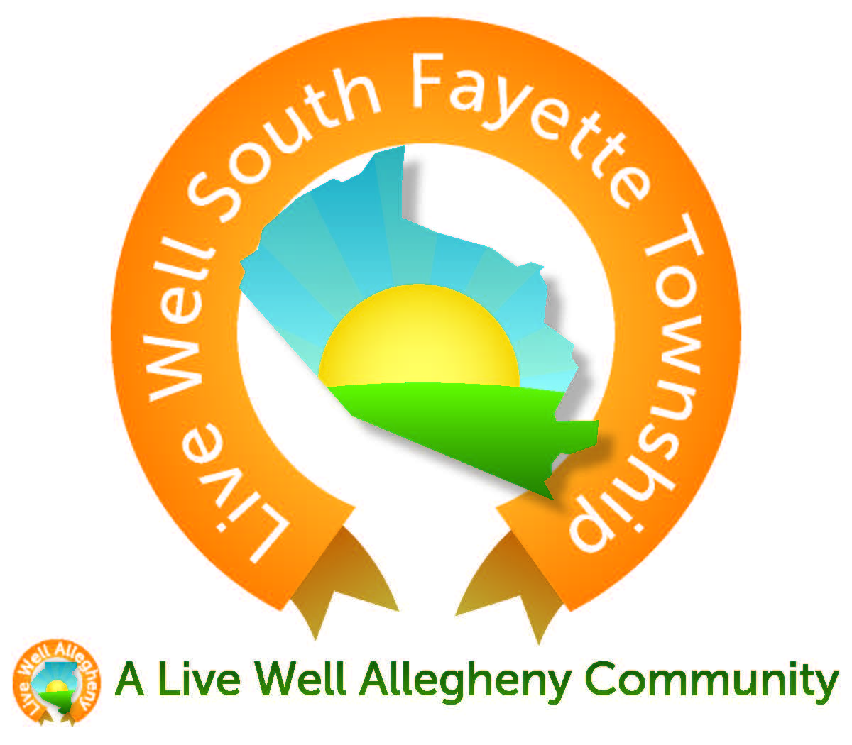 Live Well South Fayette Township Logo