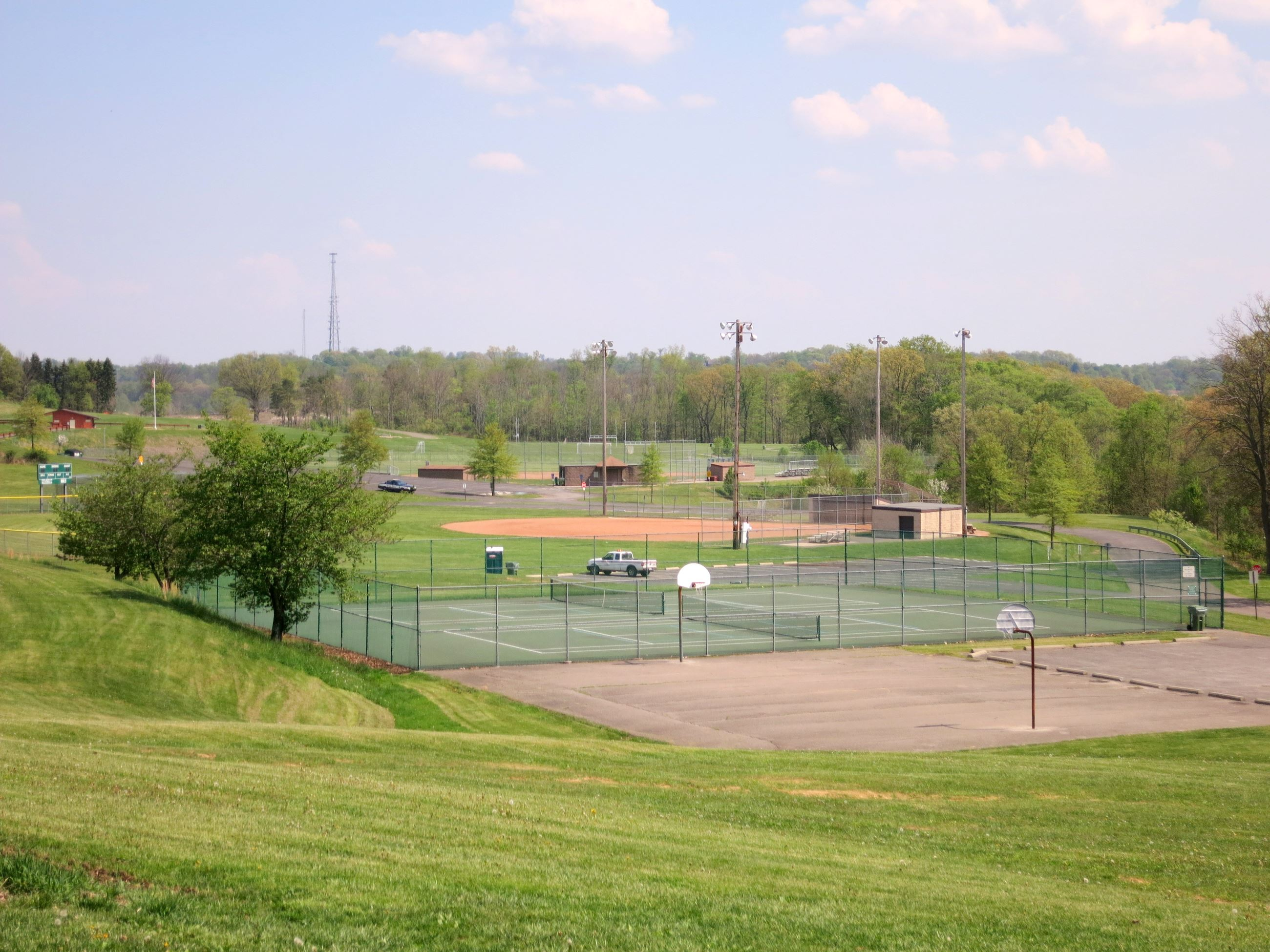 Fairview Tennis Courts