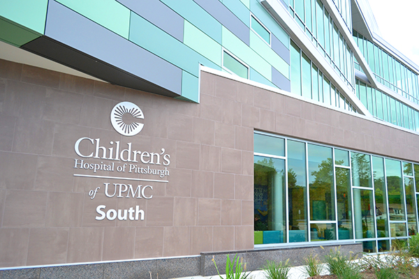 UPMC Childrens Hospital South Building